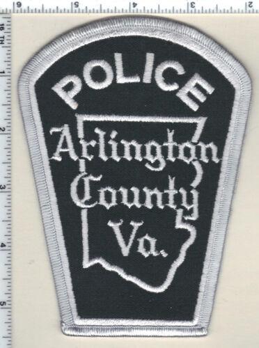 Arlington County Police (Virginia) Shoulder Patch from 1992