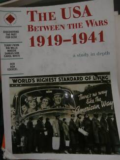 Year 11/12 History 3A / 3B Textbooks Redcliffe Belmont Area Preview