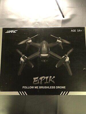JJR/C Epik Take the place of Me Brushless Drone Black