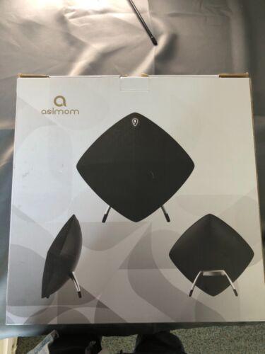 Asimom Jewel Pro Home 45W Extended Bass 2.1 HiFi Bluetooth Speaker Black