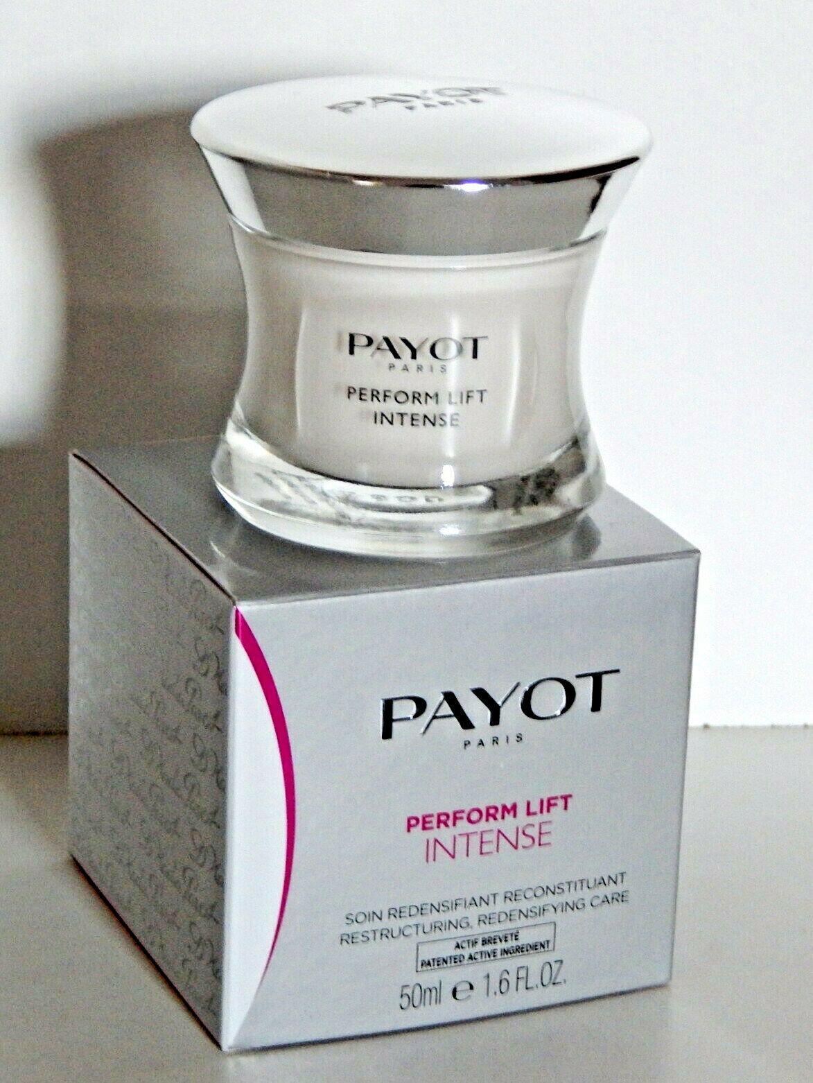 PAYOT PERFORM LIFT INTENSE  50ml Tag/Nachtcreme