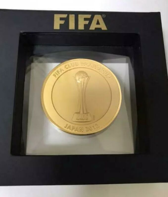 FIFA club world cup Japan 2012 official medal