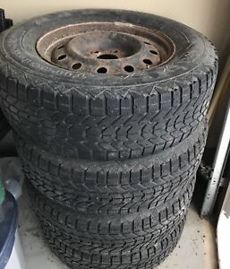 SUV Winter  tires and rims