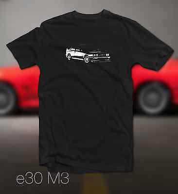 New Bmw E30 M3 Tee Shirt