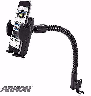 Arkon Car or Truck Seat Rail or Floor Phone Holder Mount for