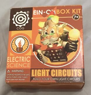 EIN-O's Light Circuits Box Kit