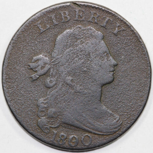 1800/79 1c S-196 Draped Bust Large Cent