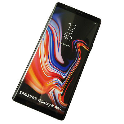 Samsung Galaxy Note9 Dummy Phone Non-working Display model Colorful screen 1:1
