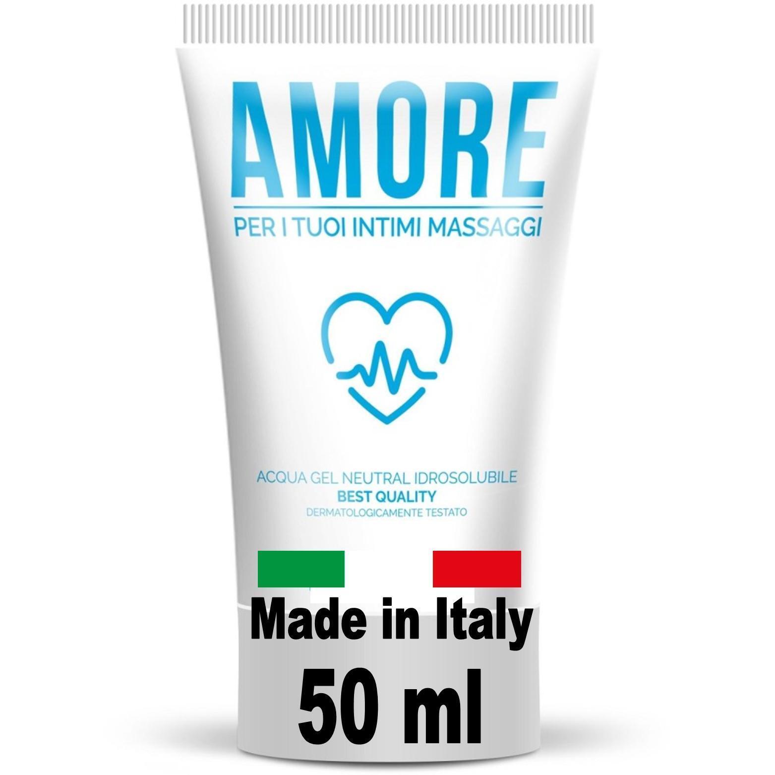 Lubrificante vaginale anale acqua intimo gel sessuale massaggi a base acquosa 50