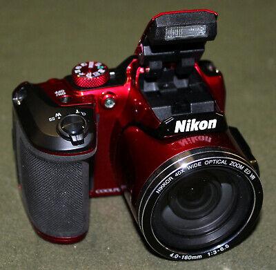 Nikon COOLPIX B500 16MP 40x Optical Zoom Digital Camera!!