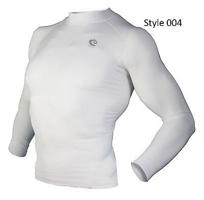 004 White Long Sleeve Shirt