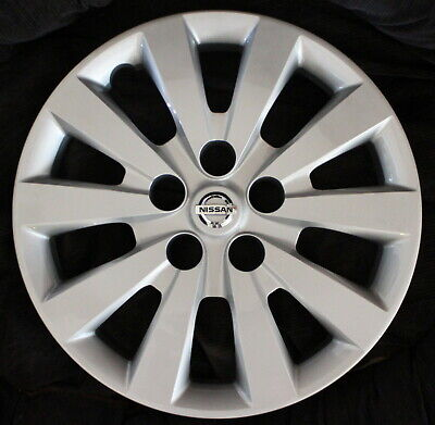 "Hubcap NEW fits Sentra Nissan 2013 14 15 16 17 18 16"" Wheel Cover 10 spoke a"
