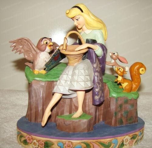 Jim Shore Disney Traditions - Beauty Rare, SLEEPING BEAUTY Aurora (6005959)