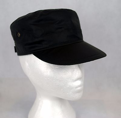 All Weather Cotton Hat - Brand New Unisex 100% Waxed Cotton Cadet/Military Hat - Suitable for all weather