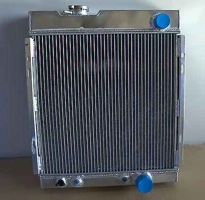 All aluminum radiator for 1992 1996 MITSUBISHI LANCER EVO1 EVO2 EVO3 20 EVO 123
