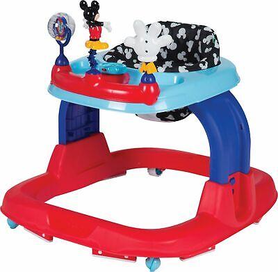 Disney - Baby Ready, Set, Walk! 2.0 Developmental Walker - Mickey Silhouette