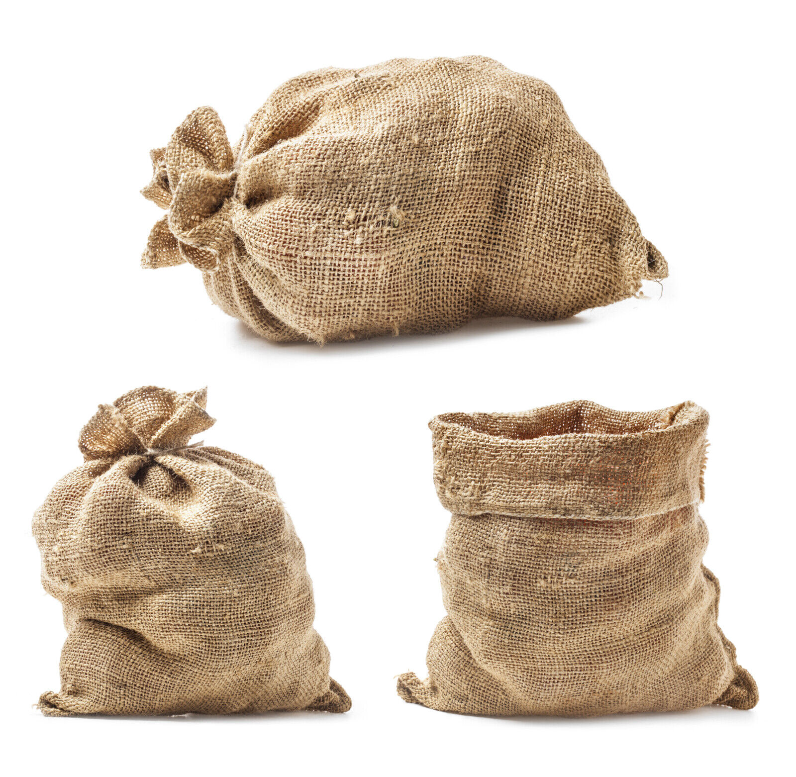 Kartoffelsack Sack Jutesack Gewebesäcke Getreidesack Raschelsäcke Laubsack 25 kg