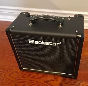 "Blackstar HT-1R 1-watt 1x8"" Tube Combo Amp with Reverb"