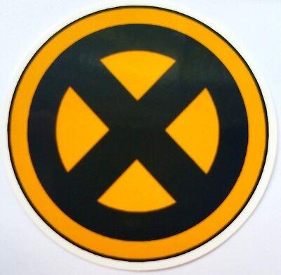 X-Men Uniform X - Vinyl Sticker - - X Men Uniform