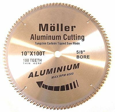 Lot Of 3 10 X 100t Aluminum Cutting Tct Saw Blade