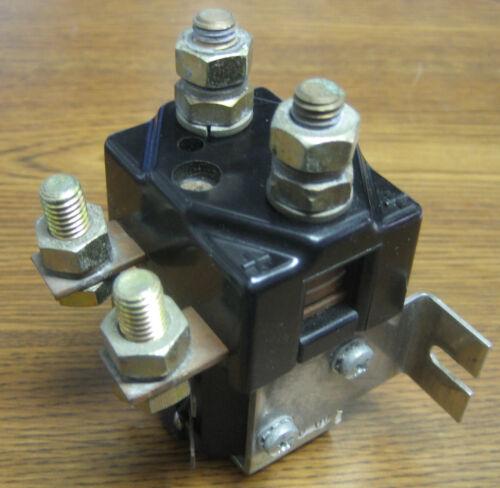 Curtis / Albright SW84B-4 100amp, 24VDC Contactor