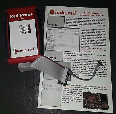 Codered Rpk Red Probe Plus Usb Jtag Programmer