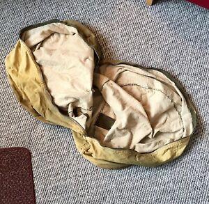 Vintage Drum Bag. Fine players shape!