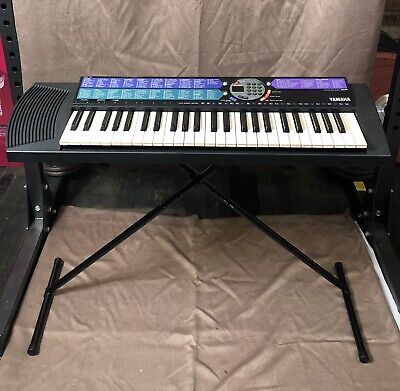 Yamaha PSR 73 Multi Function Keyboard. Working Including Stand. VGood  Condition