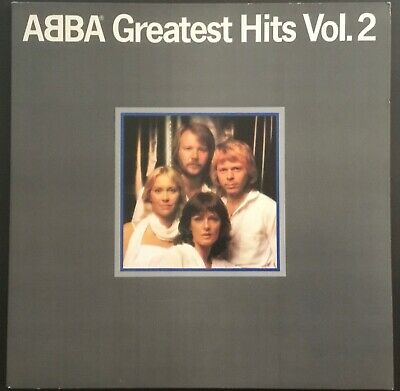 ABBA Greatest Hits Vol.2  Lp