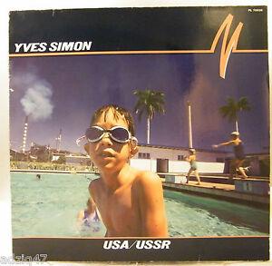 Yves Simon - Amazoniaque - USA / USSR