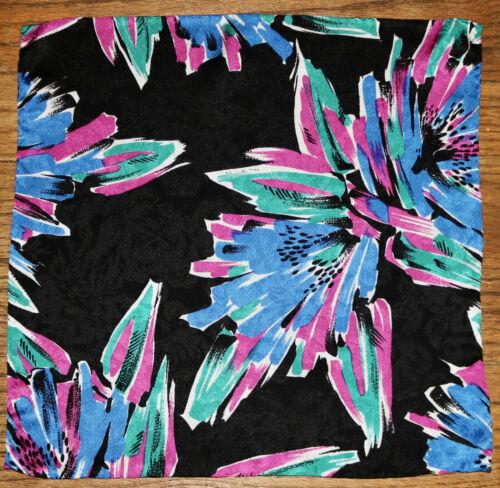 Brioni vintage silk graphic handkerchief