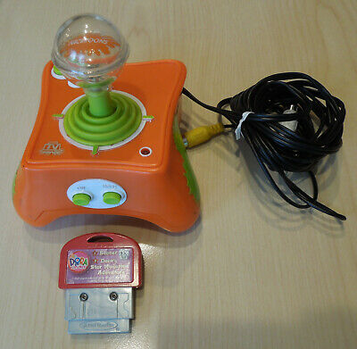 Nickelodeon NickToons Jakks Pacific Plug N' Play Video Games + Dora Cartridge