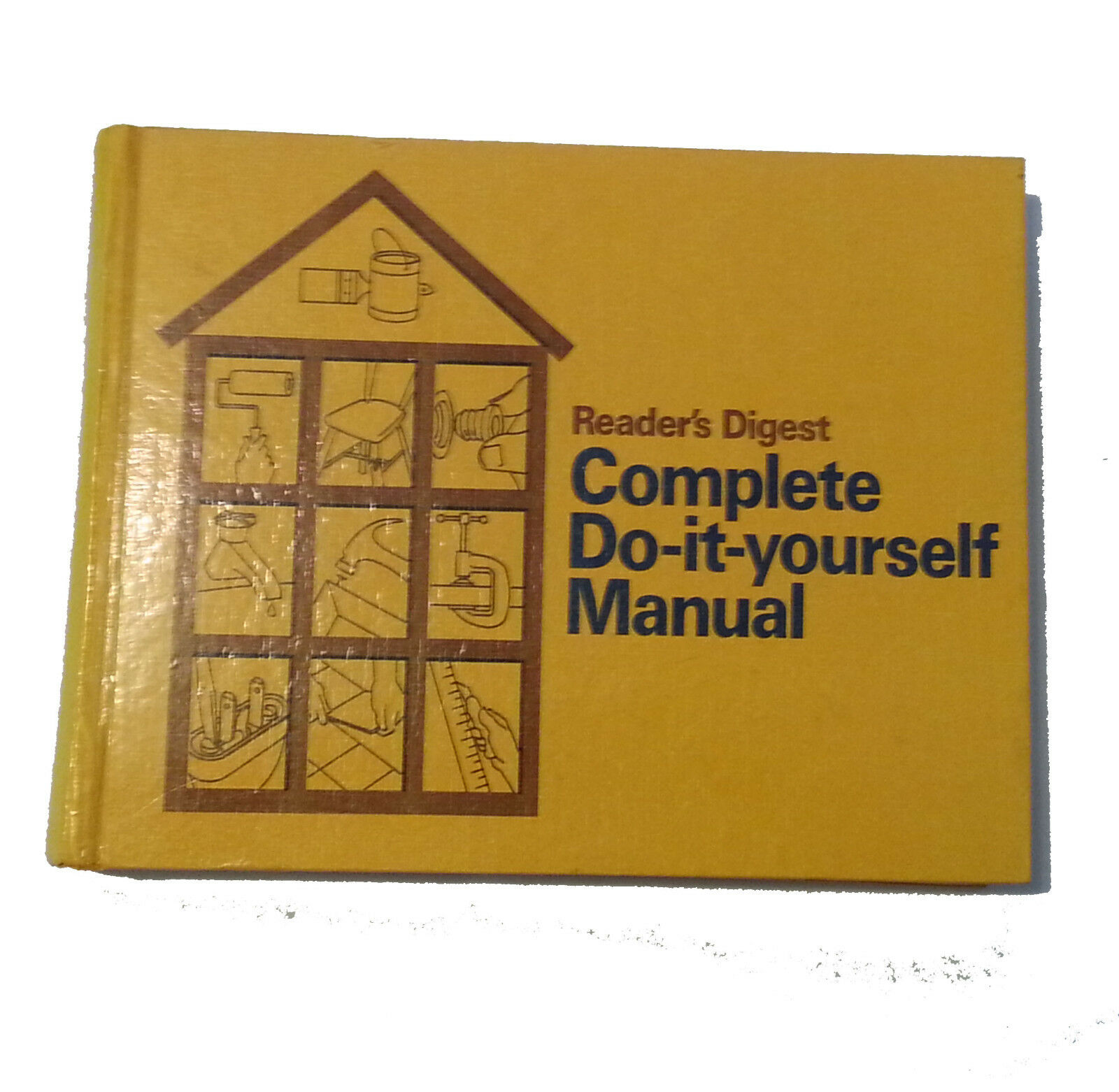 Readers digest completa hgalo usted mismo manual libro de tapa dura readers digest complete do it yourself manual hardcover book solutioingenieria Gallery