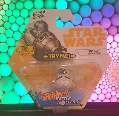 Hot Wheels - Star Wars - Battle Rollers - R2-D2 - Escape Pod