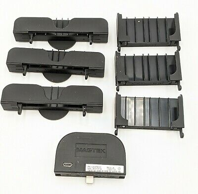 Magtek Idynamo Credit Card Stripe Reader Adapters 21073131 Rev-a Iphone Ipad