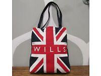 LONSDALE LONDON Shopping Bag Mehrzwecktasche Tasche  UNION JACK Einkaufstasche