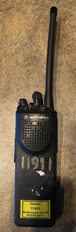Motorola VHF XTS3000 M1 136-174 Mhz Free Programming