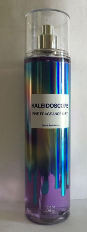 Bath And Body Works Kaleidoscope Fine Fragrance Mist 8oz / 236ml New