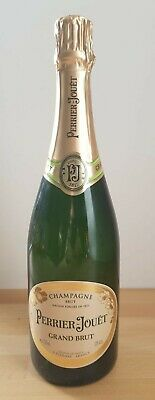 2x Flaschen Perrier Jouet Champagner Grand Brut 12% 0,75l je Flasche (insg 1,5l)