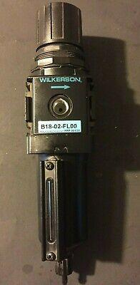 New W Wilkerson B18-02-fl00 Filterregulator10.00 In. No Box