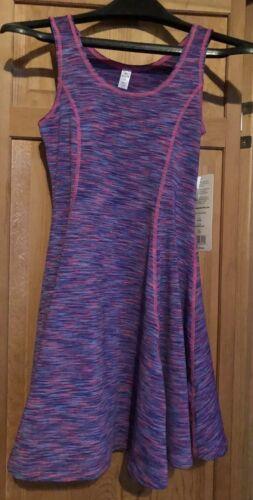90 Degree by Reflex Girls FIt & Flare Dress L  12, Purple &