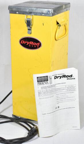 Phoenix DryRod Model 1 Type 50B 120V Welding Electrode Stabilizing Oven 350W
