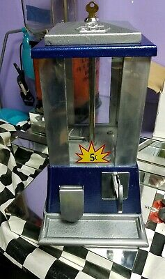Vintage Sun gumball machine not Bender Nicole model fully restored