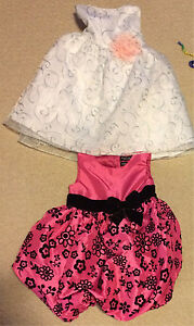 2T dresses - excellent condition - great price!