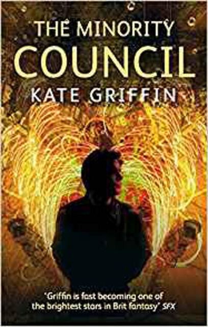 The Minority Council: A Matthew Swift novel (Matthew Swift Novels), New, Griffin