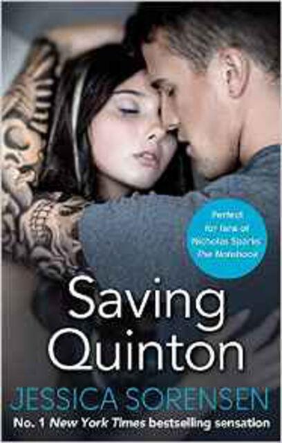 Saving Quinton (Breaking Nova), New, Sorensen, Jessica Book