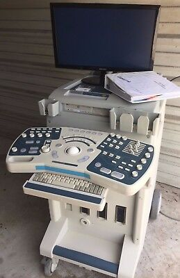 Medison Sonoace 9900 3d Ultrasound Machine - Working