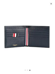 **** THOM BROWNE **** Billfold In Pebble Grain