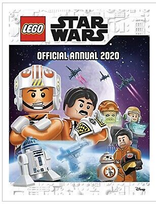 Lego Star Wars Official Annual 2020. Brand New.