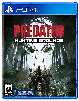 Predator Hunting Grounds (PS4) BRAND NEW + FACTORY SEALED Sony PlayStation 4